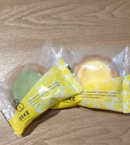 BAKE_チーズタルト